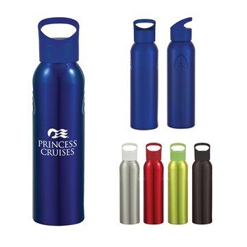 Promotional 20 oz Aluminum Sports Bottle