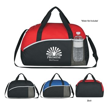 Promotional executive-suite-duffel-bag