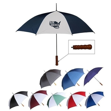 Promotional 48 Metal Shaft Sport Umbrella