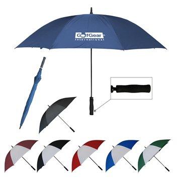 Promotional 60 Fiberglass Golf Umbrella