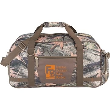 Promotional Hunt Valley Camo 22 Duffel