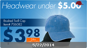 Caps/Headwear under $5.00