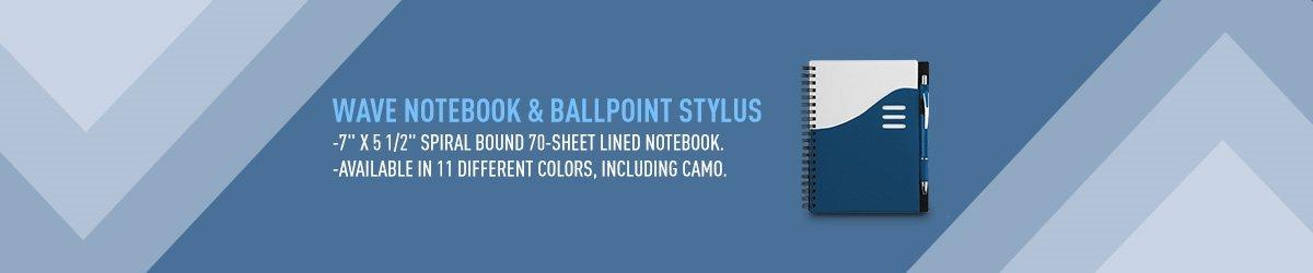 216bcc868632 Promotional & Custom Stationery & Notebooks, Padfolios and More ...