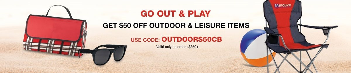 GO OUT & PLAY