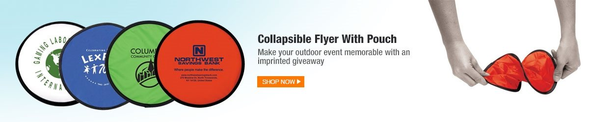 collapsible-flyer-with-pouch-make-your-outdoor-event-memorable-with-an-imprinted-giveaway