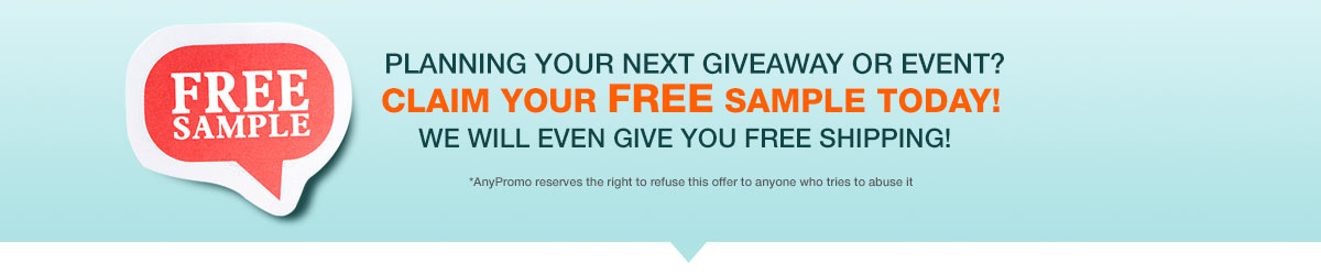 Promotional Free Samples - AnyPromo - AnyPromo com