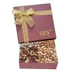 Promotional The Chairman Gift Box - Cashews, Pistachios, Peanuts, & Mixed Nuts