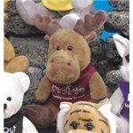 Promotional Q-Tee Collection (TM) - Moose - Cute 5 stuffed animal.
