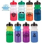 Promotional Custom Color Changing Mood Sports Bottle - 20 oz
