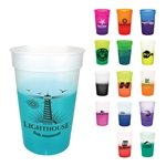 Promotional 17 oz Mood Stadium Cup