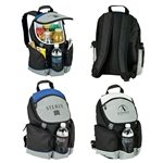 Promotional Coolio - 16-Can Backpack Cooler