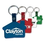 Promotional Soft Vinyl House Tag