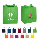 Promotional Enviro-Shopper Non-Woven Tote Bag - 13 x 15