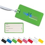 Promotional Hi-Flyer Luggage Tag