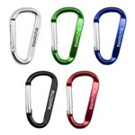 Promotional Carabiner Clip Keychain