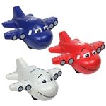 Promotional Large Airplane - Stress Relievers