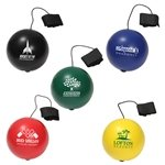 Promotional Stress Ball Yo-Yo Bungee - Stress Relievers