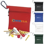 Promotional Champion Golf Jumbo Zipper Pack - Value Pak