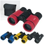 Promotional Sports Rubber Binoculars