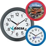 Promotional 10Inch Translucent Wall Clock