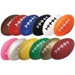 Promotional 3.5 Inch Football Squeezie Stress Reliever