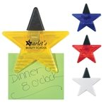 Promotional Star Shape Clip