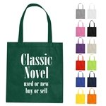Promotional Custom Non-Woven Tote Bag With Multi Color Choices - 15 X 16
