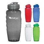Promotional Poly-Clear™ 30 oz Gripper Bottle