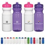 Promotional Poly-Clear™ 24 oz Fitness Bottle
