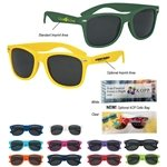 Promotional Risky Business Sunglasses - Opaque