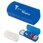 Promotional Pill Box/Bandage Dispenser