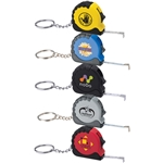 Promotional Pocket Pro Mini Tape Measure/Key Chain