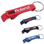 Promotional Mini Bottle & Can Opener Key Ring