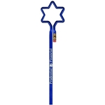 Promotional Star of David - Shape (pencils)