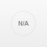 Promotional Baby Announcement - pink stripes - Budget Square Corner Cut Magnets