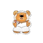 Promotional Bride Bear - Design-A-Bear™