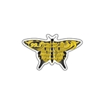 Promotional Butterfly - Die Cut Magnets