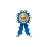 Promotional Prize Ribbon - Die Cut Magnets