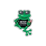 Promotional Frog - Die Cut Magnets