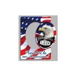 Promotional Flag - Picture Frame Magnets