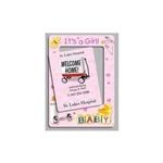 Promotional It's A Girl-2 - Picture Frame Magnets