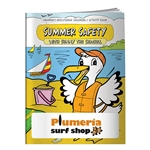 Promotional Coloring Book: Summer Safety