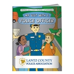 Promotional Coloring Book: My Visit with a Police Officer