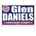 Promotional Double-Sided Yard Signs