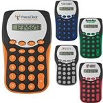 Promotional Black Magic Slim Calculator