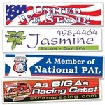 Promotional Bumper Stickers - 12