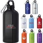Promotional Li'l Shorty Aluminum Sport Bottle - 17 oz