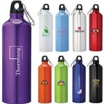 Promotional Pacific Aluminum Sport Bottle - 26 oz