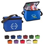 Promotional 6 Pack Non-Woven Cooler Bag
