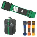 Promotional Luggage Strap/Bag Identifier